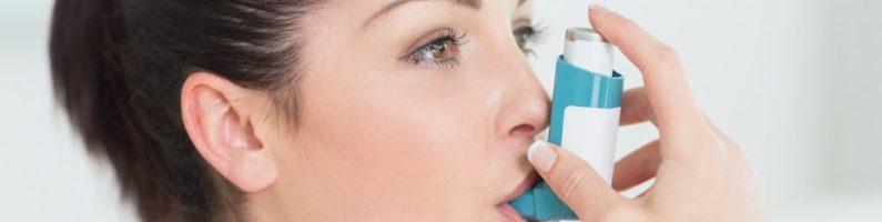 Asthma bronchiale, inhalačná alergia